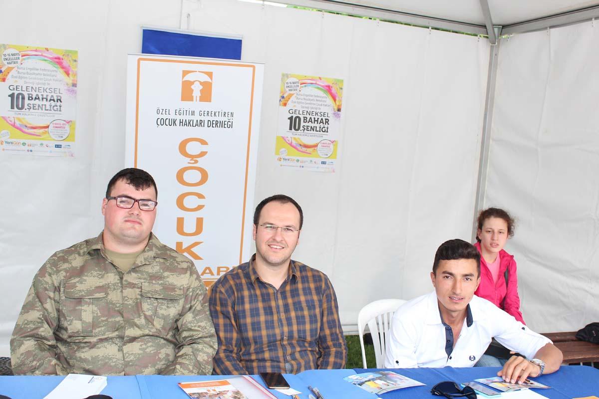 Bursa Engelsiz Sokak Festivali